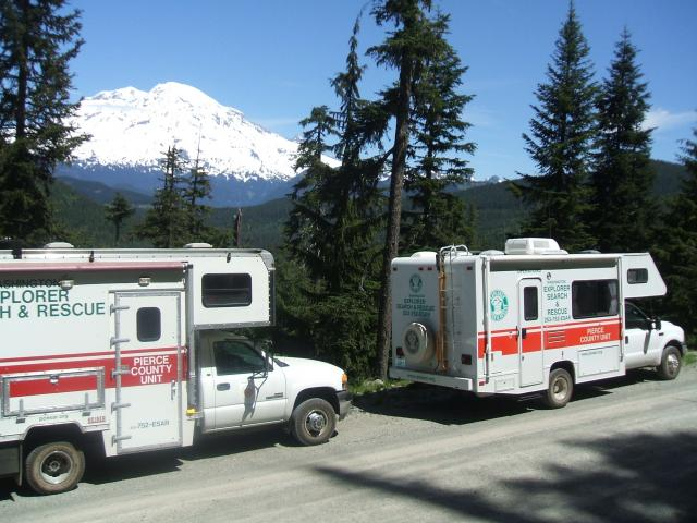 Communication and command vehicles